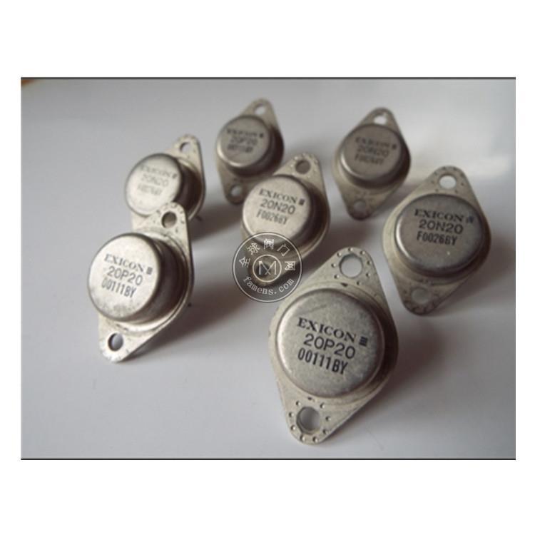 供应英国EXICON金封电容放大器ECF10N20