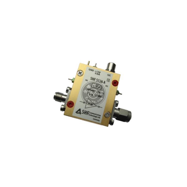 德国SHF光纤信号接收器德国SHF光纤信号接收器S126 A