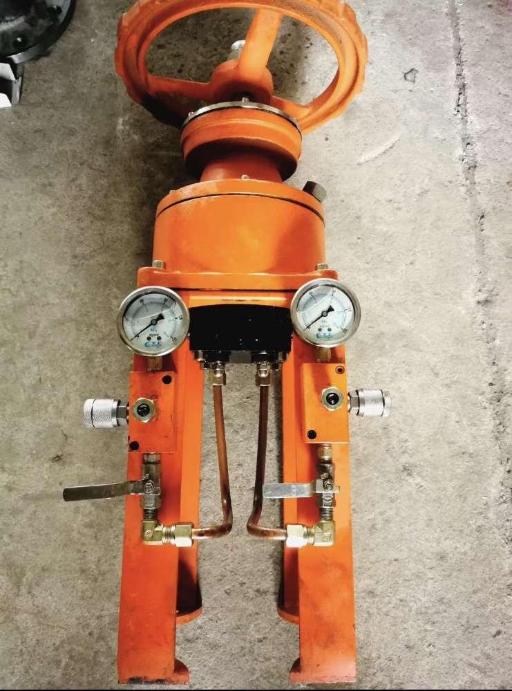 船用甲板固定式手摇泵手动液压操纵装置