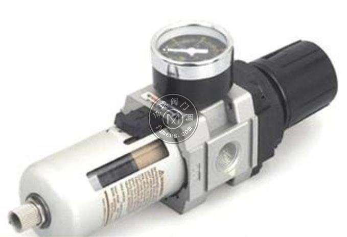SMC型氣動空氣過濾減壓閥AW2000-02減壓過濾器