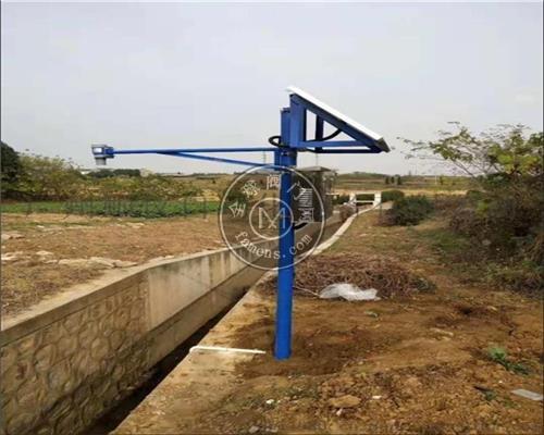 广西智能河床水利灌区明渠流量计 水电站水库流量测量系统