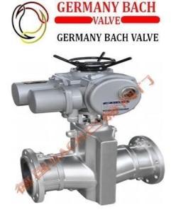 进口电动管夹阀:德国BACH巴赫