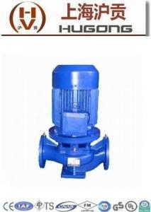 ISGD型低转速立式管道泵 立式管道泵,上海立式管道泵