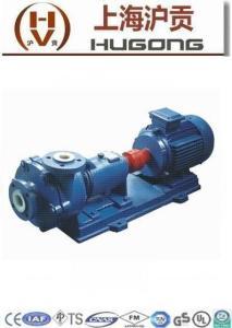 UHB-ZK系列耐腐耐磨砂漿泵