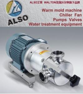 进口316L卫生级自吸回程泵