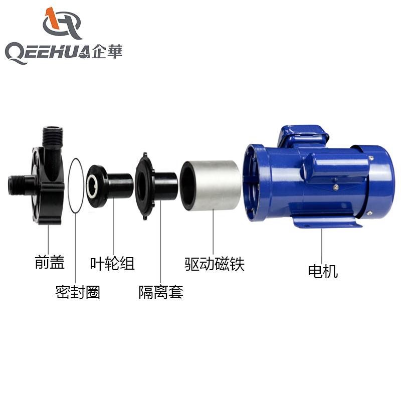 MX-401CV/RV7E泵及泵头配件 日本iwaki易威奇磁力泵