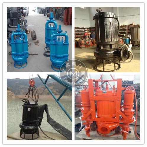 河道搅拌器排泥泵 不堵塞抽泥泵 8寸泥浆泵