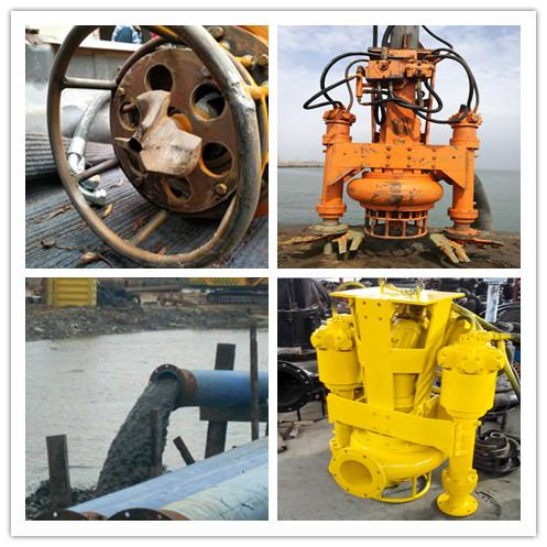 液压驱动系列挖掘机排沙泵 高速洗沙泵