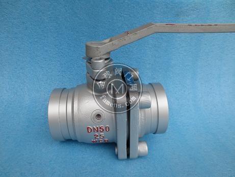 砂漿球閥---盾構機注漿系統專用