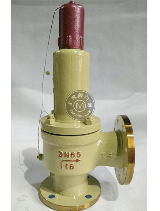 A42F-16天然氣液化氣安全閥