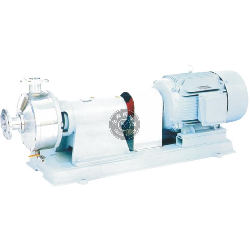 均质乳化泵-通用型