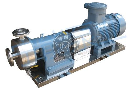 均質乳化泵-衛生級安全閥