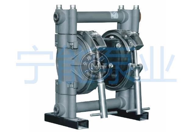 氣動隔膜泵-不銹鋼