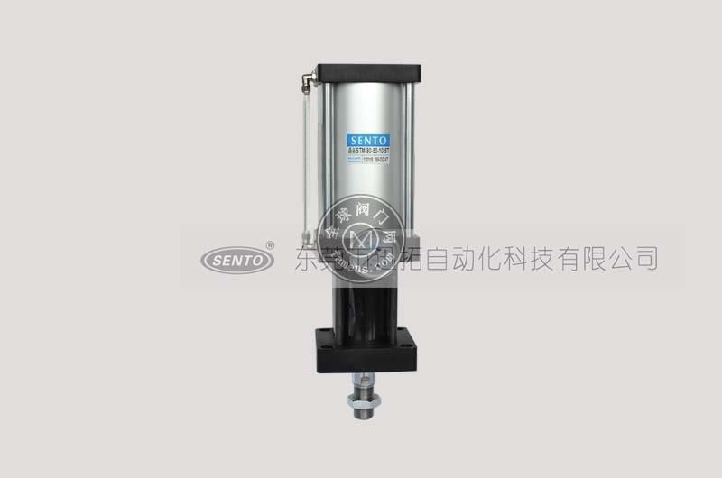 森拓迷你型氣液增壓缸_品質優良_滿足小噸位出力的要求