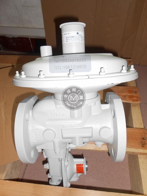埃尔斯特ELSTER MR50 SF6调压器MR25F6减压阀