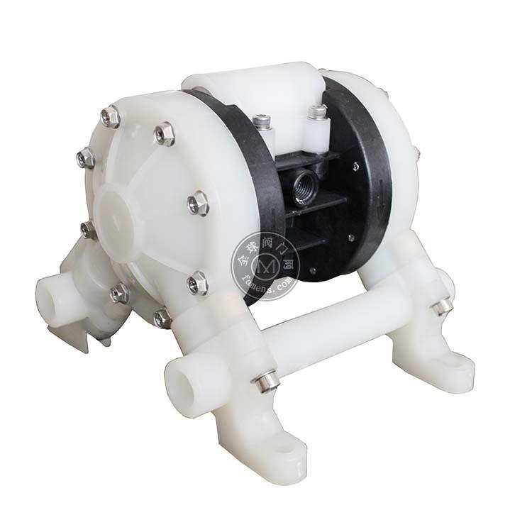 侠飞供应MK10气动隔膜泵,隔膜泵配件,氟塑料隔膜泵