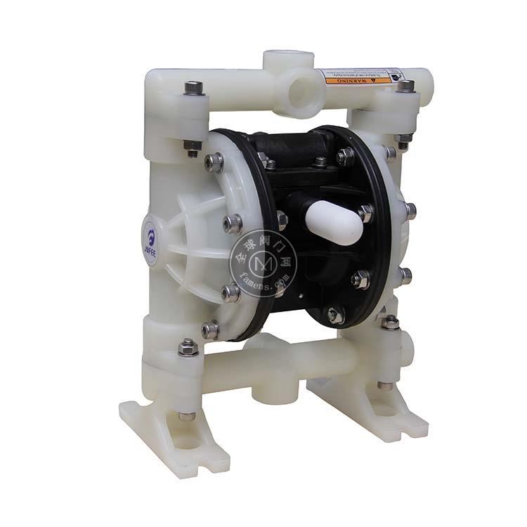 侠飞供应MK15气动隔膜泵,隔膜泵配件,氟塑料隔膜泵