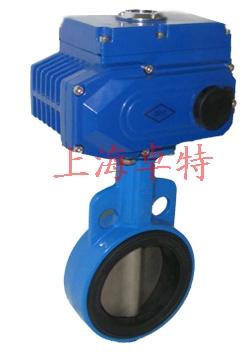 D971X電動脫硫蝶閥 電動蝶閥 電廠脫硫專用