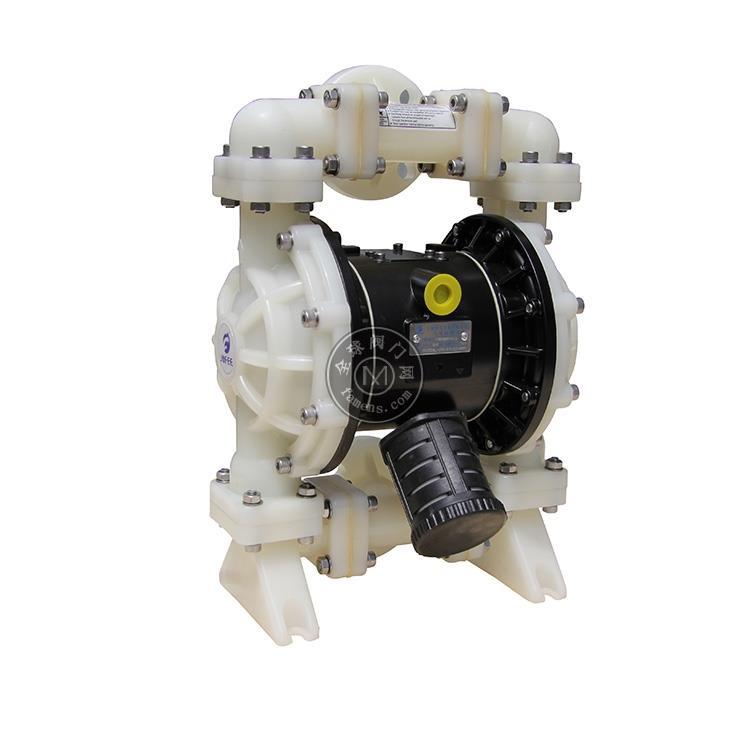 侠飞供应MK25PTFE全氟塑料泵PP泵自吸隔膜泵 机械隔膜泵