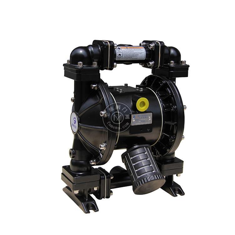 专业隔膜泵厂家供应MK25铝合金/铸铁气动隔膜泵 高压气动隔膜泵 自吸隔膜泵