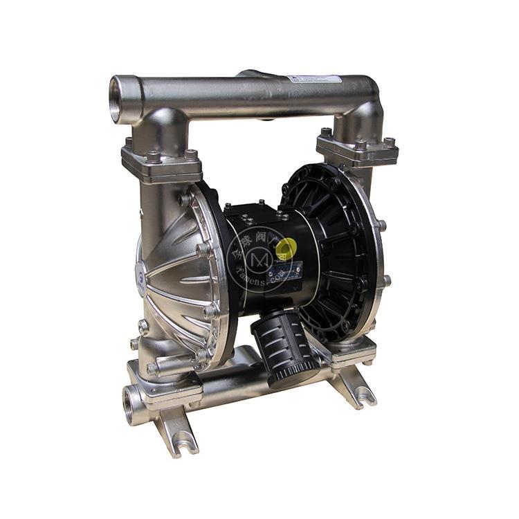 上海隔膜泵厂家供应MK40不绣钢气动隔膜泵 高压隔膜泵  卫生级隔膜泵  实验室隔膜泵