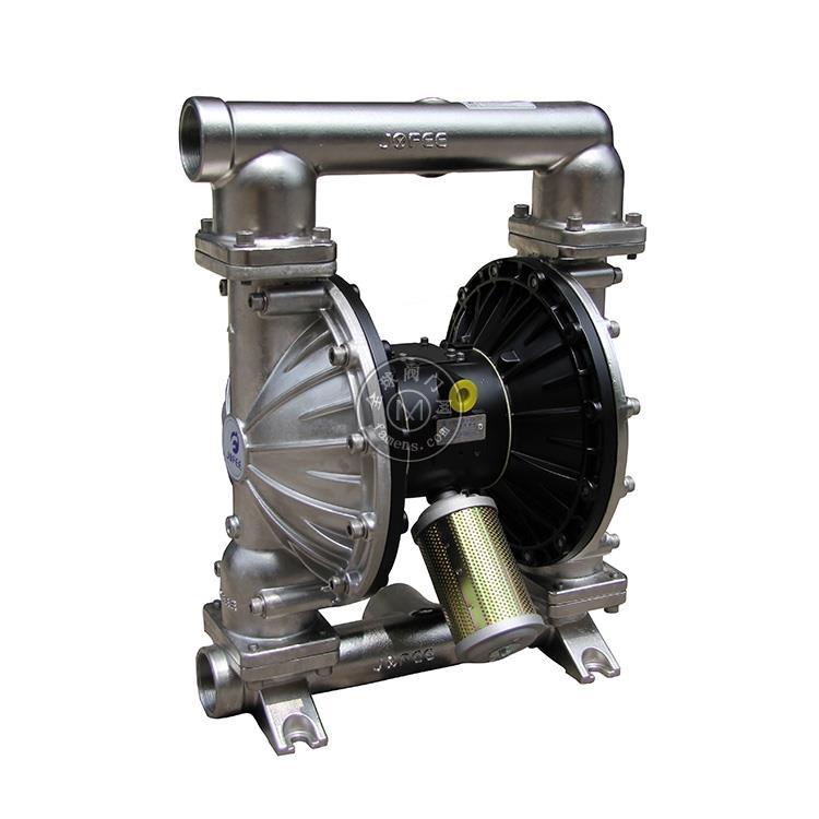 专业隔膜泵厂家供应MK50不绣钢,耐酸碱,活塞气动隔膜泵 污泥隔膜泵 液动隔膜泵