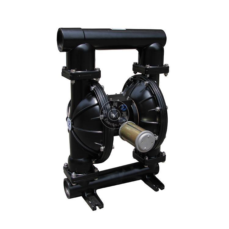 专业隔膜泵厂家供应MK80铝合金金属气动隔膜泵 化学隔膜泵   泥浆隔膜泵  大流量泵 自动控制气动隔膜泵