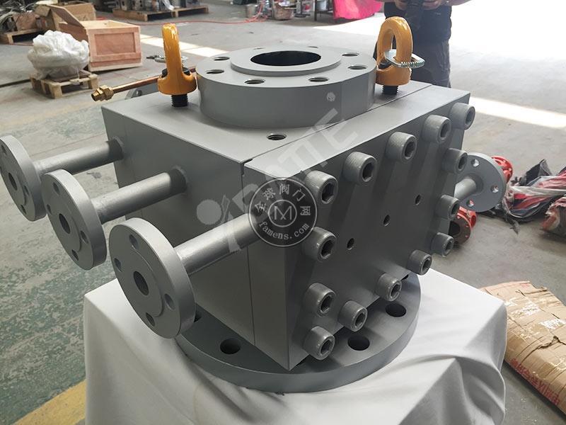 PLA釜底熔体泵|PLA树脂熔体泵