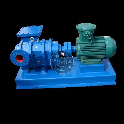 耐腐蚀橡胶转子泵