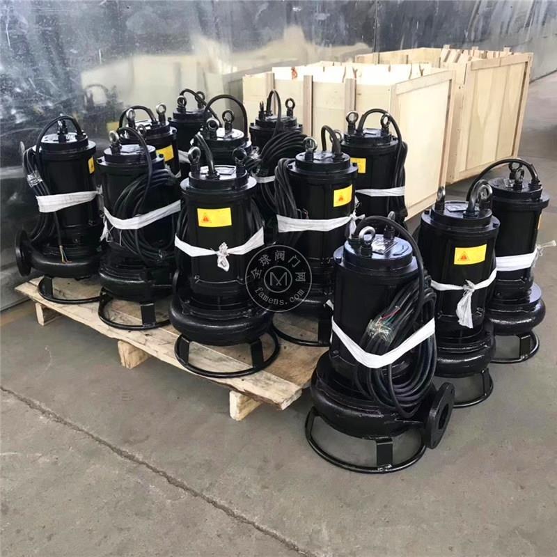 潜水抽沙泵 耐磨渣浆泵 大功率潜水吸砂泵