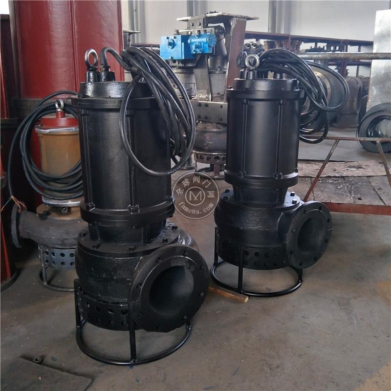 高效節能CSQ型潛水泥沙泵