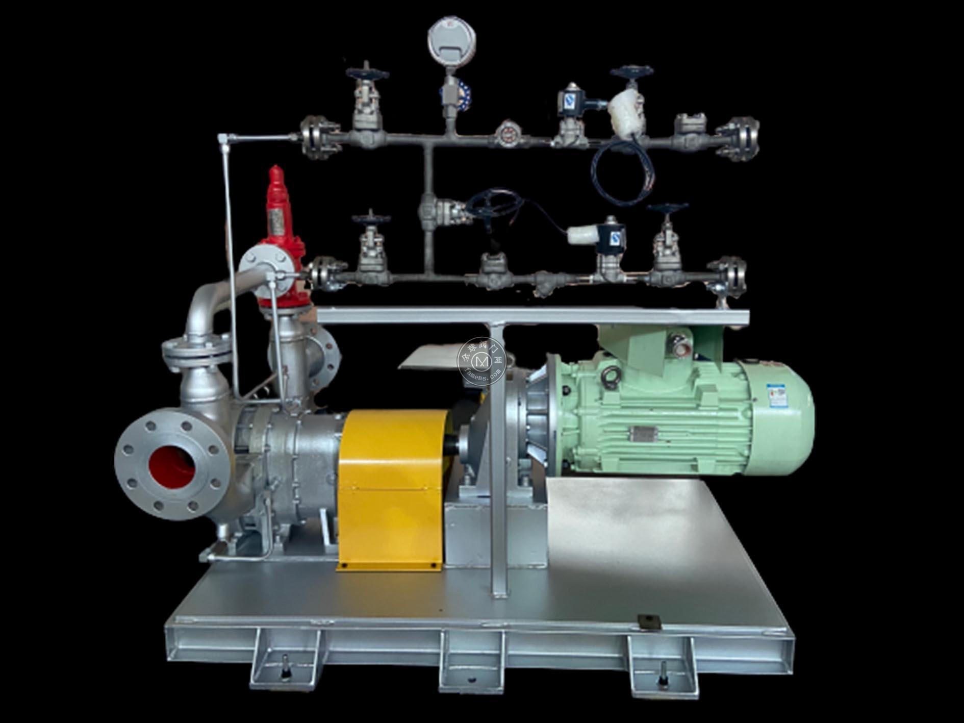 不銹鋼轉子泵選型