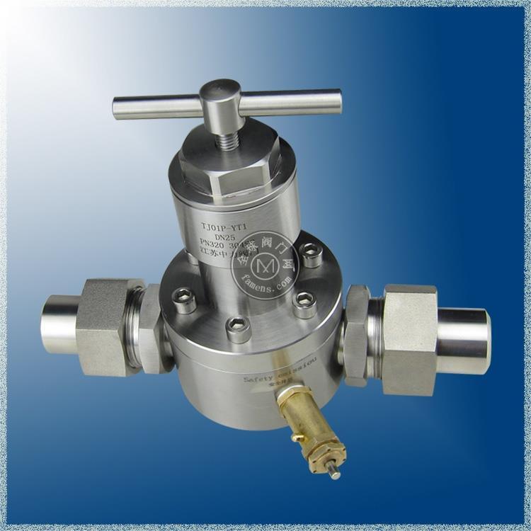 TJ01P 可调式焊接减压阀