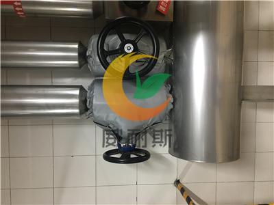 贵州六盘水遵义安顺柔性可拆卸式管道保温护套节能环保