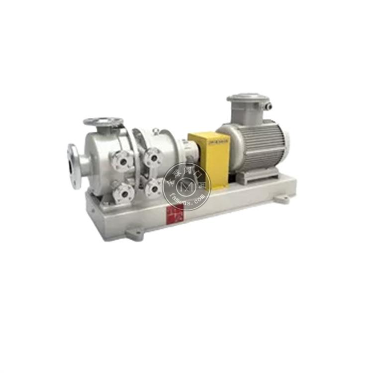 进口无泄漏磁力保(高)温泵