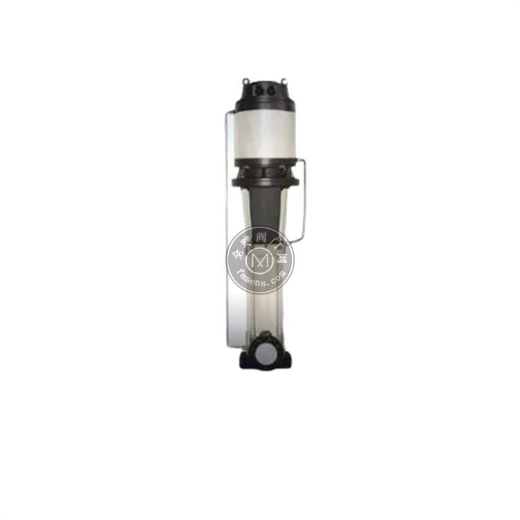 進口靜音型不銹鋼立式多級離心泵