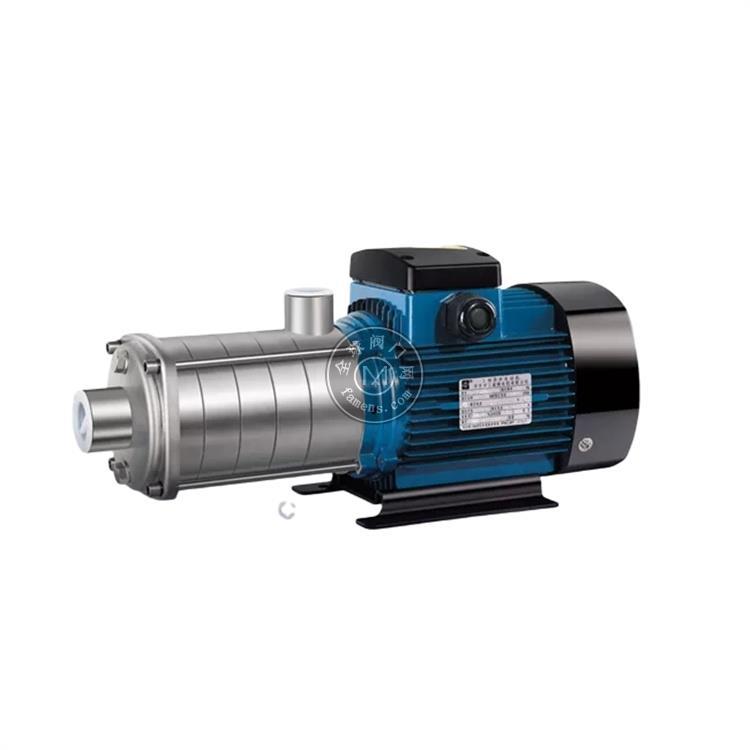 进口轻型不锈钢卧式单级离心泵