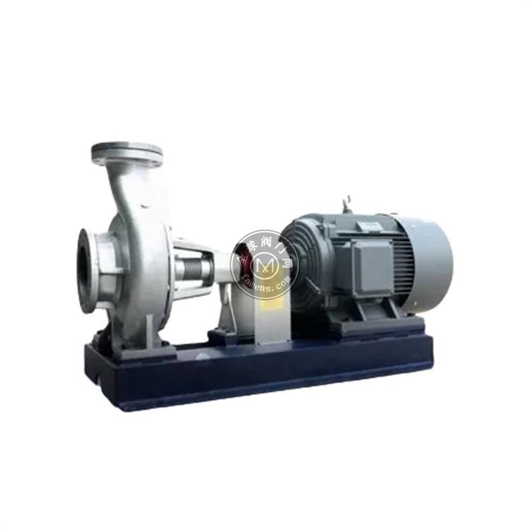 進口高溫導熱油泵