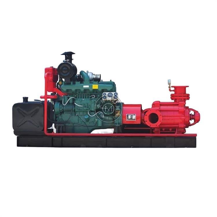 WCBP進口柴油機消防泵(美國LIPU力浦)