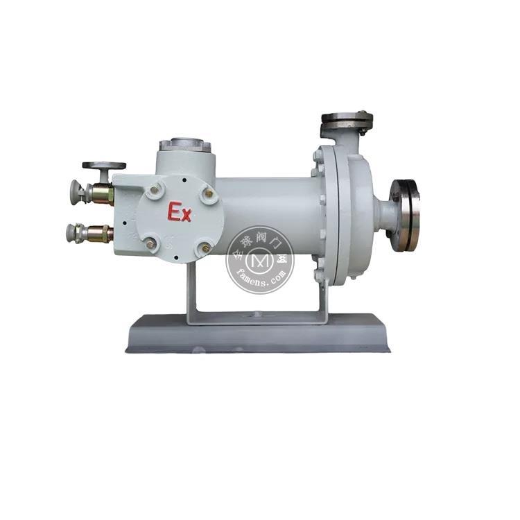 WCBP進口熱水循環屏蔽泵(美國LIPU力浦)