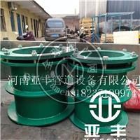 剛性防水套管大多是采用Q235碳鋼無縫鋼管生產加工而成的