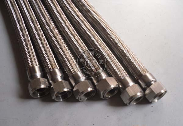 不锈钢螺纹金属软管