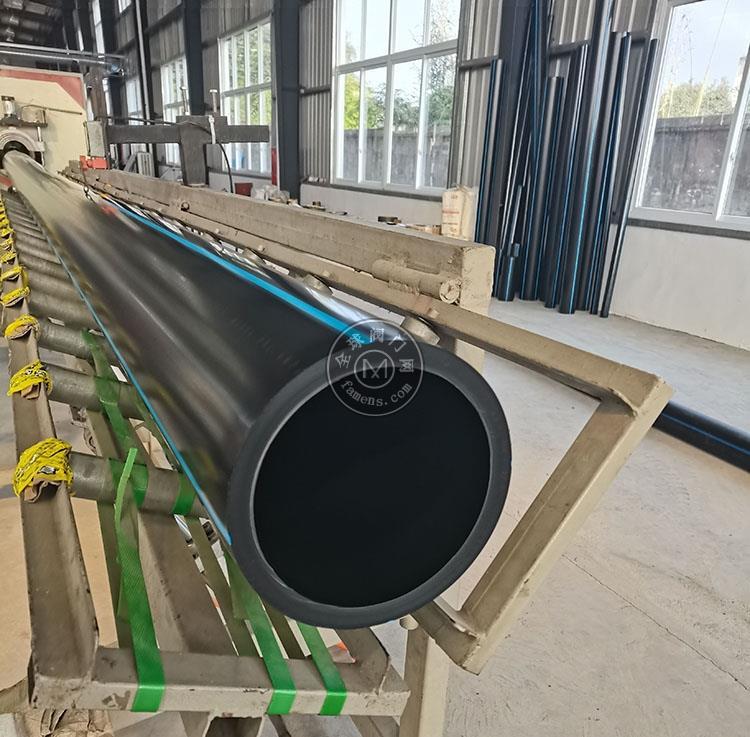 宜宾星宇PE管老厂家自来水排水给水灌溉穿线大口径管材人饮水管