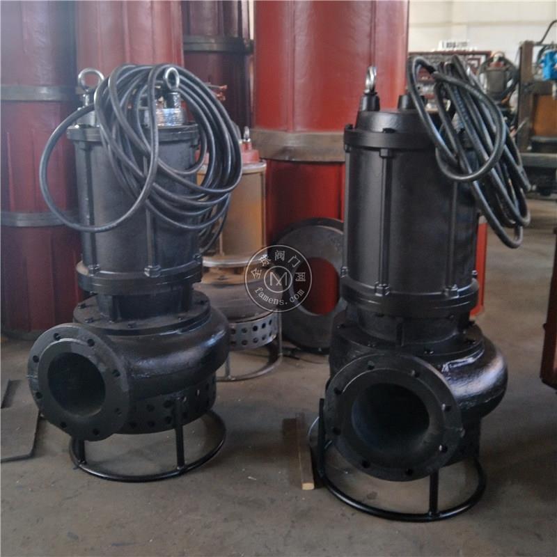市政環保用高耐磨材質泥漿泵 大功率潛水渣漿泵