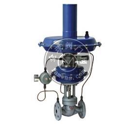 指揮器操作型自力式微壓調節閥