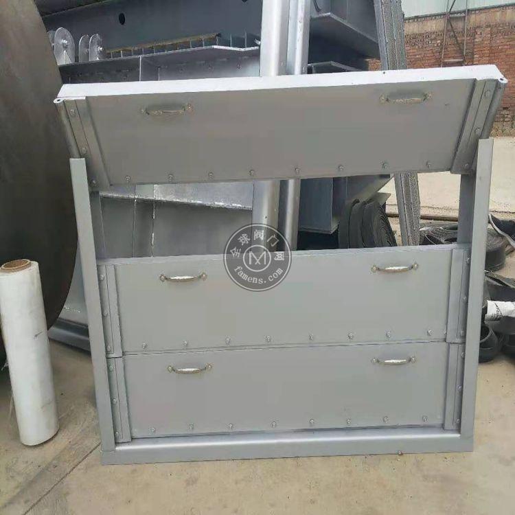 实力厂家 铝合金叠梁闸门 不锈钢叠梁门 DLM木制叠梁闸 检修闸门