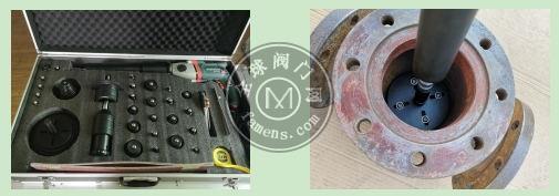S系列M-100(YJS8)截止阀、安全阀便携式研磨机