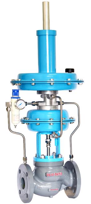 DZV系列自力式微压氮封调节阀