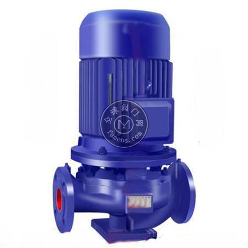 礬泉-ISG型立式單級單吸離心泵