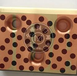 厂家专业生产黄铜套 锡青铜法兰铜套 江西金达铜